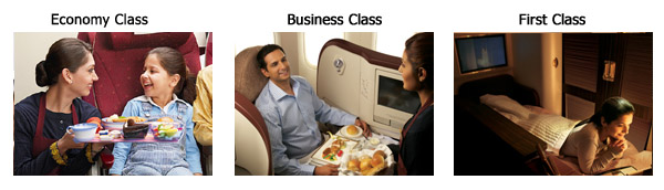 Jet Airways Product Images